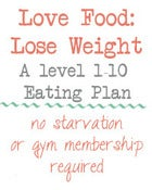 Image of Love Food: Lose Weight: e-Book
