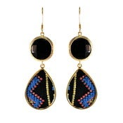 Image of Kimberly Earrings - Tribal