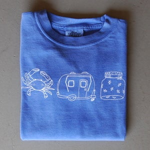 Image of Summer Medley Long-Sleeved Children's Tee
