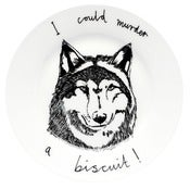 Image of 'I Could Murder A Biscuit' Side Plate