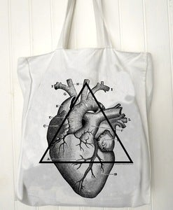 Image of Sac totebag Love will tear us apart
