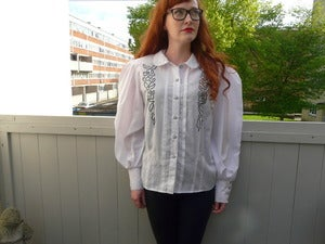 Image of The 80's Blouse