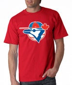 "Image of ""FITTED JAYS"" Tee"