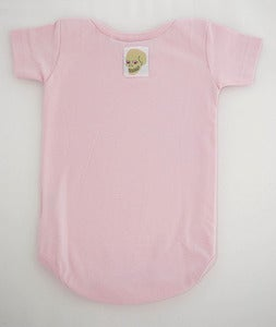 Image of Gardner Romper Pink