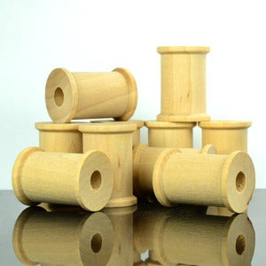 Image of Wooden Spool Pack