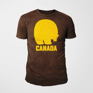 Image of Canada Tee - Bear