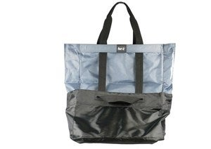 Image of nat-2 X Wolpertinger Jumper Bag black nylon