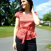 Image of 1204 Alma Blouse