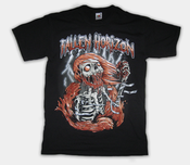 Image of Fallen Horizon T-Shirt: Skull