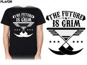Image of Future Is Grim T-Shirt