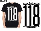 Image of 118 T-Shirt
