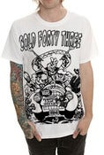 Image of Cold Forty Three 2012 Warped Tour Shirt