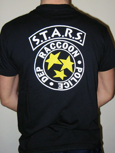 Image of T-shirt S.T.A.R.S.