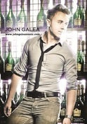 Image of John Galea Official Poster