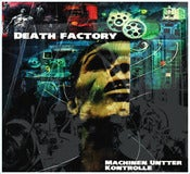 Image of Death Factory-Machinen Untter Kontrolle CD