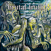 "Image of BRUTAL TRUTH ""Goodbye Cruel World"" 3x gatefold LP"