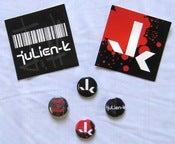 Image of Sticker + Button Pack