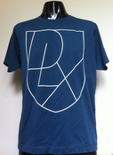 Image of DLX shirt - Blue