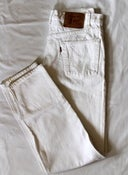Image of Levi's White Jeans, made in USA!, size 31