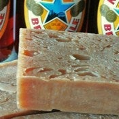 Image of God Save The Queen Beer Soap Bar