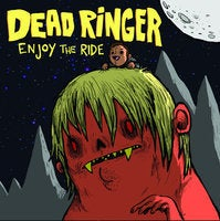 "Image of Dead Ringer - Enjoy The Ride 7"" Bubblegum Pink/79"