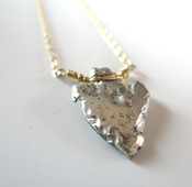 Image of Arrowhead Necklace
