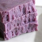 Image of Cabernet Neroli Olive Oil Soap Bar (Vegan)