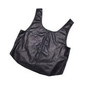 Image of TANK TOTE - Leather Tank Top / Tote Bag