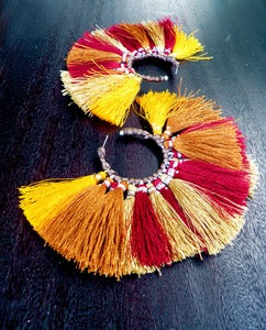 Image of Mohawk Earrings