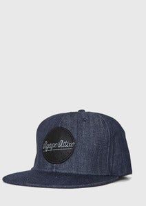 Image of Denim Takeover Snapback