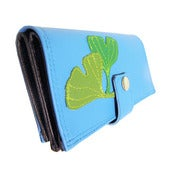 Image of Gingko ) Pocketbook Slash Checkbook Wallet