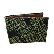 Image of Periodic Table ) Bifold Wallet