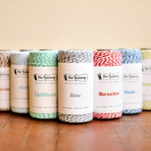 Image of The Twinery : Coloured Bakers Twine