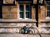 "Image of <i>i want to ride that bicycle</i><br>6"" x 8"" print</br>"