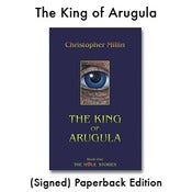 Image of The King of Arugula (Signed Paperback Edition)