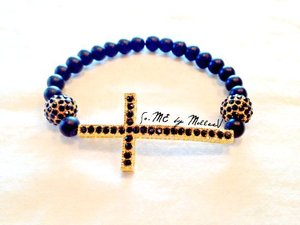 Image of So.CROSS.black&amp;bling