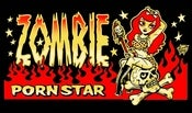 Image of Vince Ray Zombie Porn Star T-Shirt