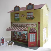 Image of Alice's Emporium - A Doll's House Kit