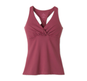 Image of prAna Mahdia Kira Yoga Top in Rose - on sale
