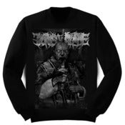 Image of SUICIDAL PRIEST long sleeve T shirt
