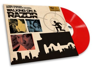 "Image of Lewis Parker 'Walking on a Razor' 12"" (Deluxe Edition)"