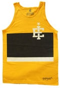 Image of Emblem Tank Top - Gold