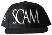 Image of SCAM Hat - White