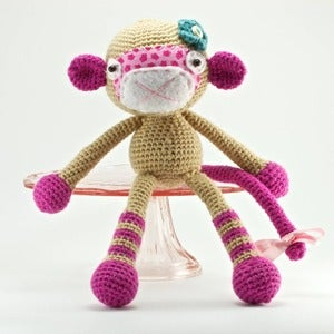 Image of Greta Monkey