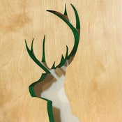 Image of SALE: Deer Silhouette