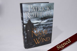 Image of The Name of the Wind - US Edition
