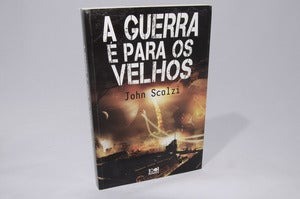 Image of A Guerra E Para Os Velhos by John Scalzi