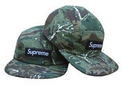 Image of NEW! Supreme Box Logo Floral Camp Hat Collection