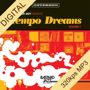 Image of Tall Black Guy presents..Tempo Dreams Vol. 1 DIGI