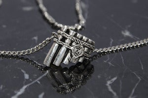 Image of Eolian Talent Pipes Necklace